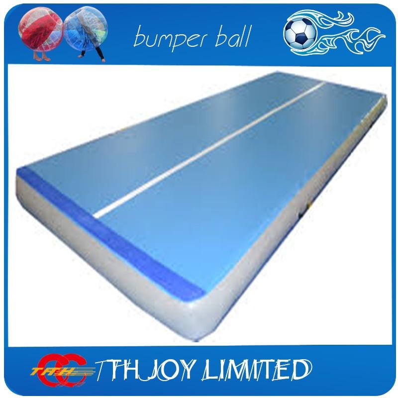 Inflatable Gym Mat Air Tumbling Track Gymnastics Cheerleading Air Floor