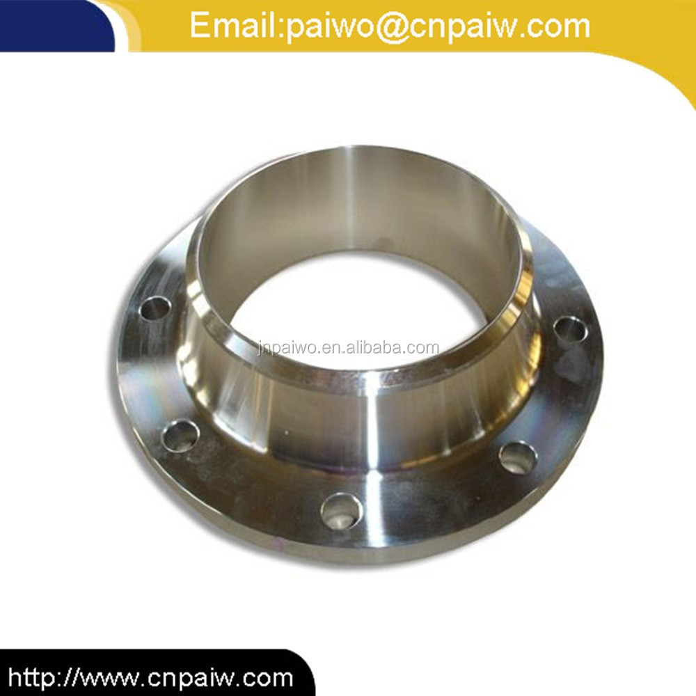 High Precision DIN2631 Forged Stainless Steel Welding Neck Flange