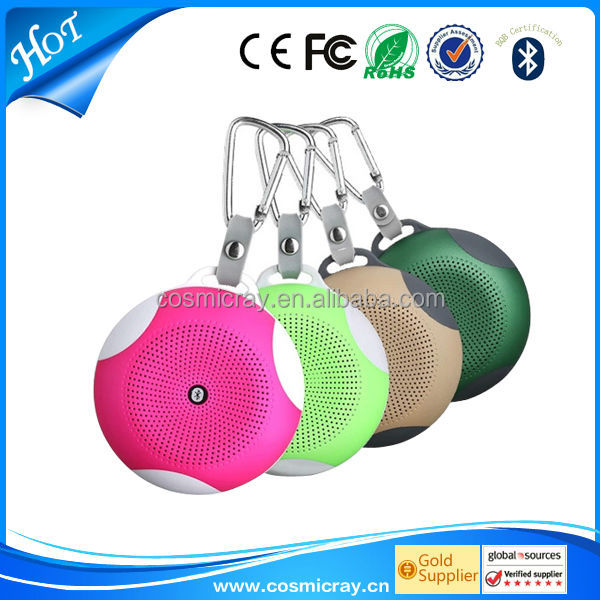 novelty bluetooth speakers multi-color choices portable design at wholesale price