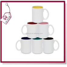 HOT!All size ceramic/glass mug sublimation supplies wholesales customized personalized gifts mug