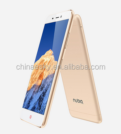 "Original ZTE Nubia N1 4G LTE Mobile Phone MTK6755 Octa Core 5.5"" 1080P 3G / 64GB ROM 13.0MP 5000mAh Fingerprint Cell Phone"