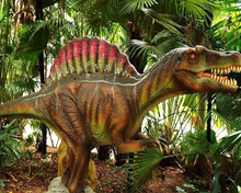 New!! Walking dinosaur for sale Waterproof 3D Dino Model Outdoor Playground Robotic Dinosaur