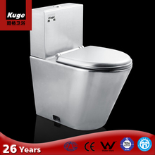 Stainless Steel upc Japanese Portable Toilets for sale KG-T112C-98