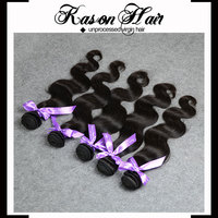 Qingdao Kason Hair Export Best Selling Products In Philippines For 100% No Tangle Filipino Virgin Hair Wholesale