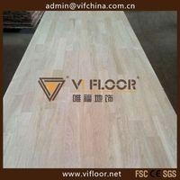 Oak Hard Wood Precut Kitchen Countertop Natural Design