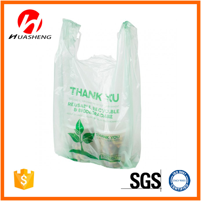 Polythene Carrier Bags/T-shirt Shopping Bags
