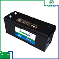 Free Lead Acid Auto Parts DIN100 SMF Car Battery