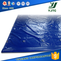 640gsm all kinds pvc laminated tarpaulin sizes