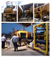 Shanghai Oceana High production Hydraulic press Fully automatic cement concrete brick block making machine
