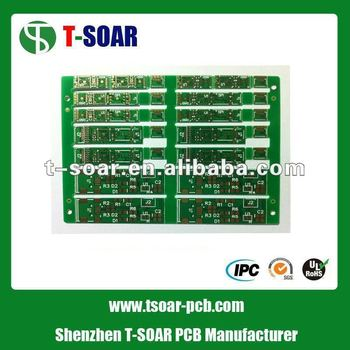 RoHS Circuit Rigid PCB