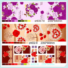 Microfiber Polyester 3d Disperse Print Bedsheet/mattress/quilt Textile Wholesale printing polyster fabric for making bedsheet