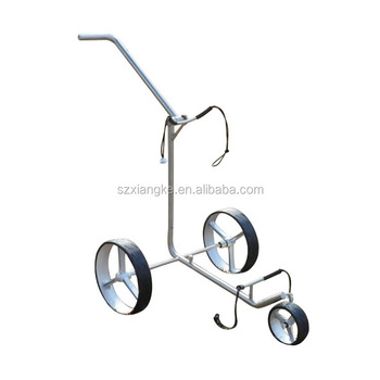 Trending hot products promotional titanium electrica golf cart with lithium battery high quality golf trolley