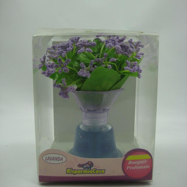 Factory Supplier beautiful handmade scented artificial flower