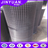 2x2 Electro Galvanized welded rabbit cage wire mesh Welded Wire Mesh/Hot Dipped Galvanized Welded wire Mesh