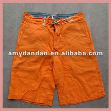 mens fashion formal short pants