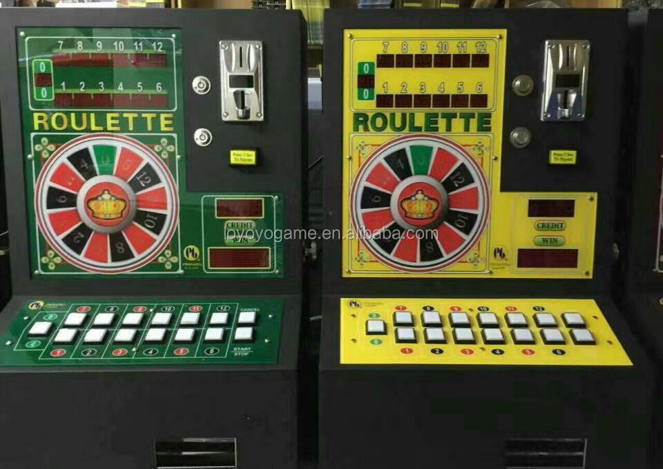 high quality metal cabinet electronic bergmann roulette machine