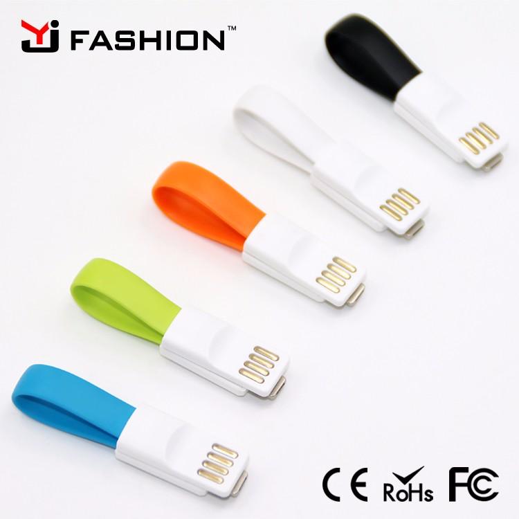 Bom preço Dom Retrátil 2 Em 1 USB cabo do Carretel carregador rápido, Cabo De Carregamento USB Sincronização de Dados