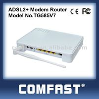 wireless modem router comfast TG585V7