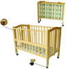 made in china hot sell wholesale customized cheap comfortable natural teak wood kids bed / baby cot/kid wooden bed