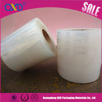 high Quality hdpe ldpe pet plastic film rolls scrap