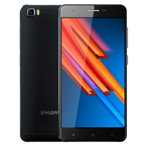 Original HAWEEL H1 Pro 1GB+8GB Network: 4G mobile phone 5.0 inch Android 6.0 cell phone Quad Core 1.2GHz(Black) smart phone