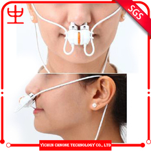 Medical device housing use portable medical infrared laser therapy device for Rhinitis Treatment