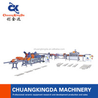 CKD- equipment ceramic tiles production line,tiles cutting & grinding line,tiles making machine