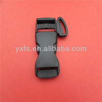 Special side release buckle for backpack or baby carrier