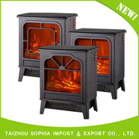 Free Standing Type Metal Fireplace,Fireplace With Top Quality