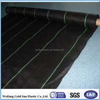 PP Woven Silt Fence/Agricultural Weed Mat/Landscape Fabric/95G PP woven weed barrier mat for ground cover