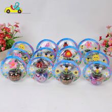 Smile car toys various colorful solar solar dancing 3 flower design dollar store//