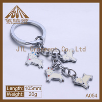 Nice high quality fashion The giraffe keychain