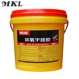 China hot sale two-component glue epoxy adhesive for building stone
