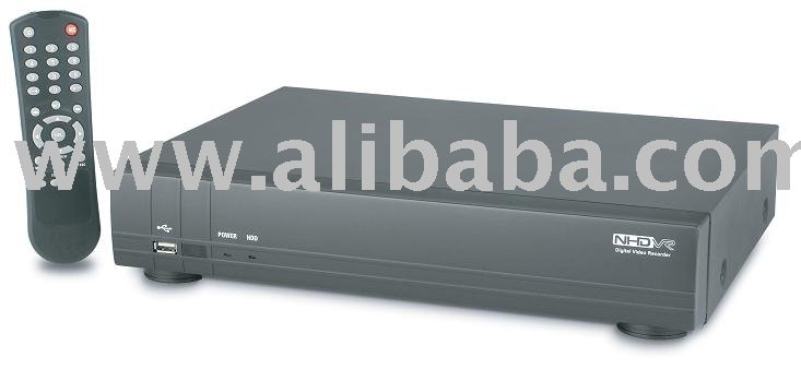 Entry 4ch MPEG-4 Stand alone DVR
