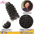 Guangzhou Factory Top Quality Cuticle Aligned Big Discount Peruvian Raw Virgin Jerry Curl Hairstyles For Black Women