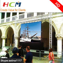 P8 p6 p10 SMD outdoor led panel visual led video billboard big screen for advertising