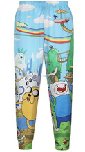 fleece jogging pants sublimation printed hot pants for ladies