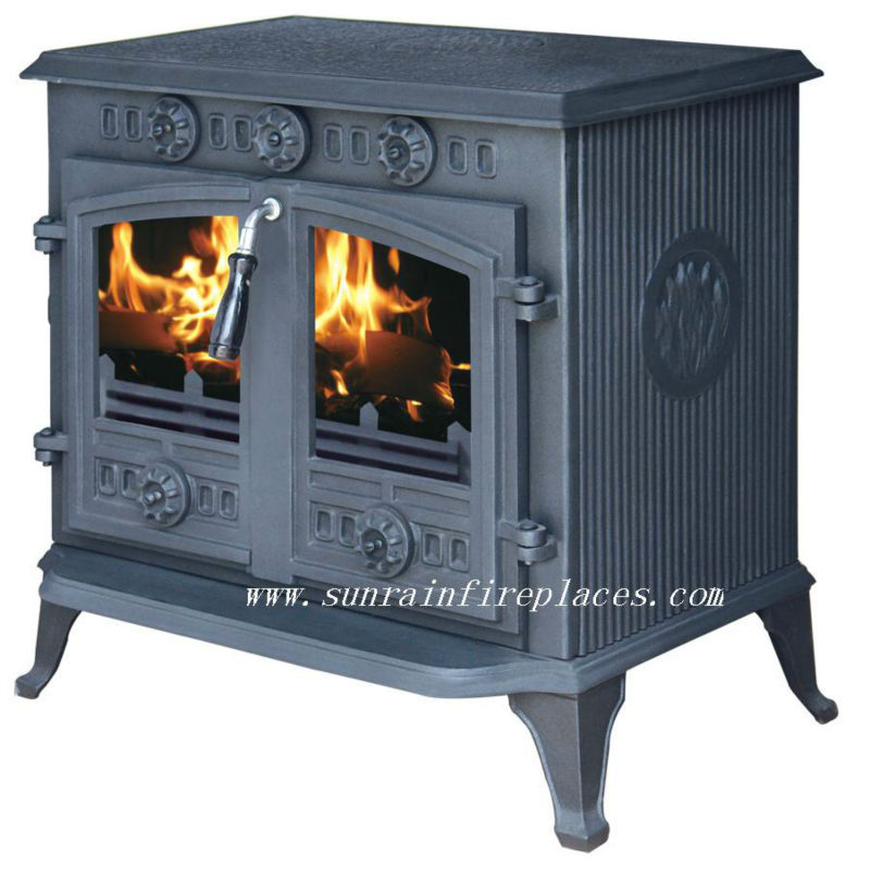 cast iron stove/ wood burning heater(JA006)