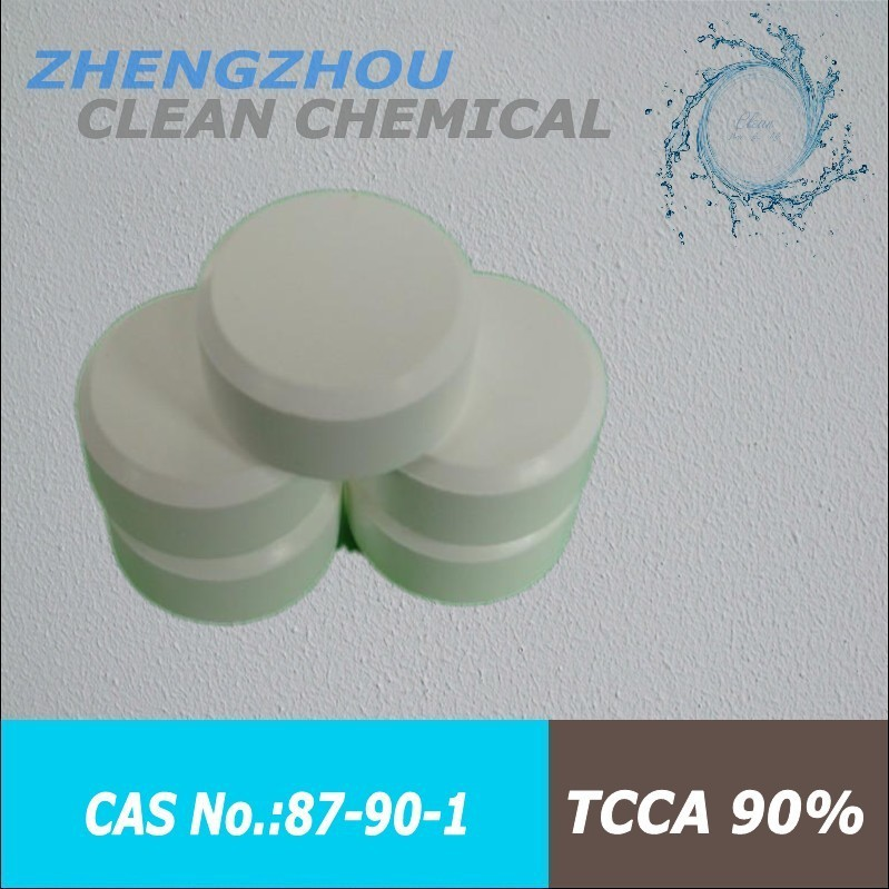 TCCA 90% Powder in 20 foot container