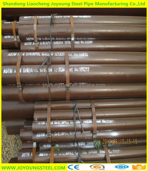 astm a333 gr.6/gr.3 seamless steel pipe price for low temperature service 12 inch 30 inch, hot sale