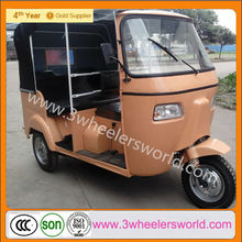 Alibaba Website China Cheap Three Wheel Motor Scooter with Roof/Reverse Trike for sale