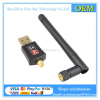 11ac 600Mbps Wireless Dual-Band 2.4G/5G USB Wifi Adapter/Adaptor network card