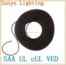 Electrical Wire/Textile Cable/Fabric Cable Cotton Cable Wire high temperature insulated copper wire