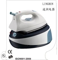 GS,CE Steam station electric iron thermostat electric pressing iron energy saving electric iron