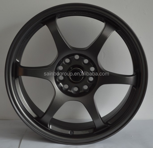 High Quality cheap price aftermarket wheels 16*6.5 Car alloy wheel F70308