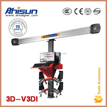 laser wheel alignment and balancing machine prices