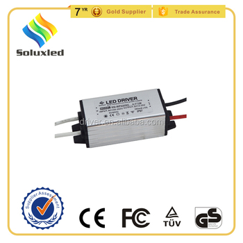 ip65/67 led driver with constant current for outdoor lights
