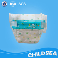 baby diapers oem factory from China mix size soft top quality lovely nappies