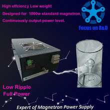low ripple magnetron power supply for LEP lamp