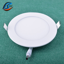 top seller good Guarantee 3w 6w 9w 12w 15w 18w 24w round led panel light